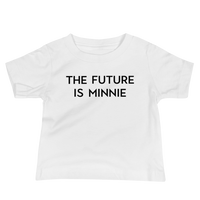 Future Is Minnie Baby Tee
