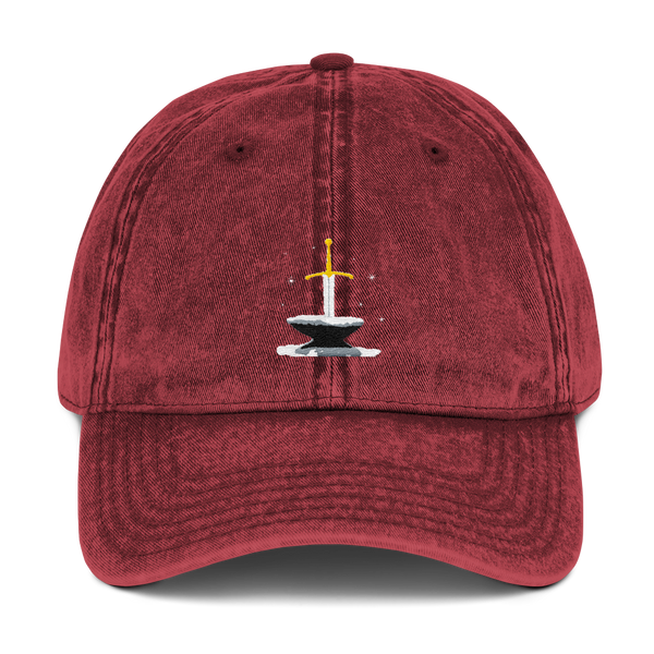 Sword in the Stone Hat