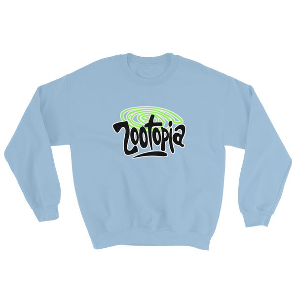 Zootopia Sweatshirt -3 color options
