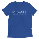 M.I.SeaK.E.Y. MOUSE Tri-blend Tee -5 color options