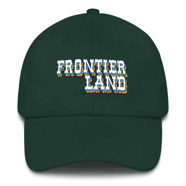 Frontier Land Dad hat
