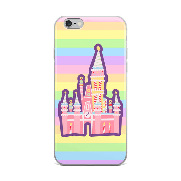 Cake Castle iPhone Case