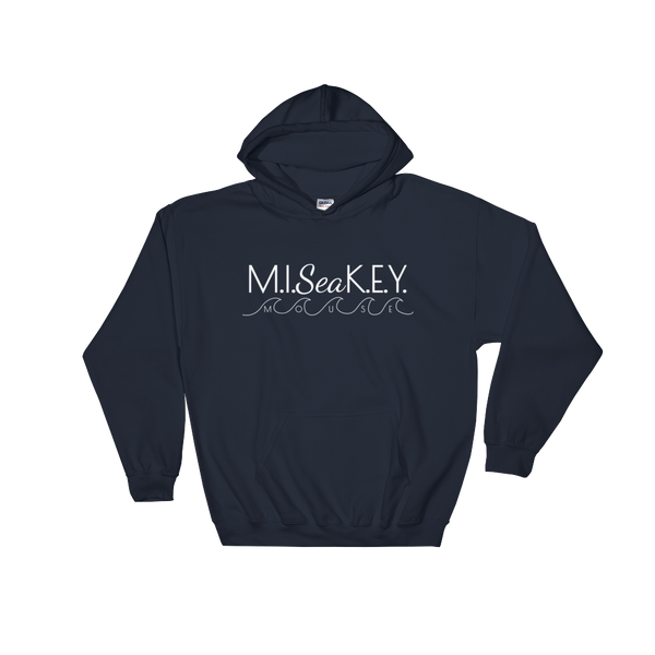 M.I.SeaK.E.Y MOUSE Hooded Sweatshirt -3 color options