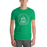 Mountain Trails & Campfire Tales Tee -2 color options