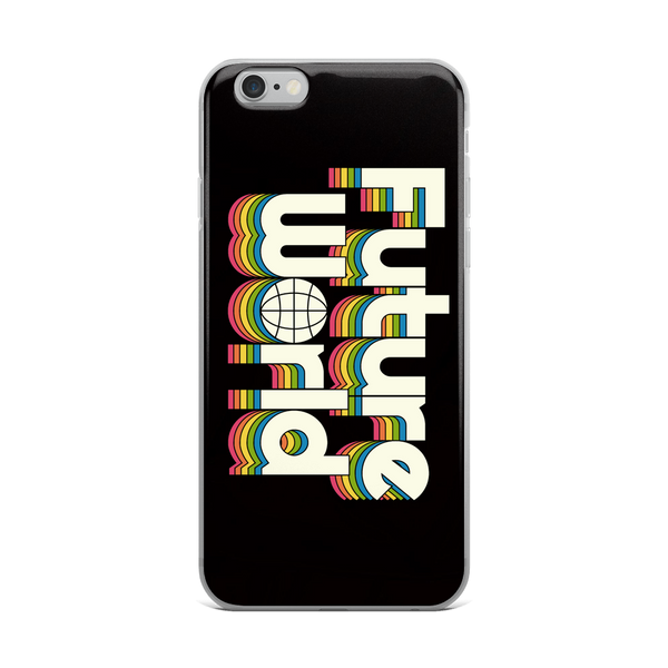 Future World iPhone Case