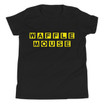 Waffle Mouse Youth Tee