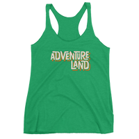 Adventure Land Retro Racerback Tank -2 color options