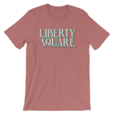 Liberty Square Retro Tee -4 color options
