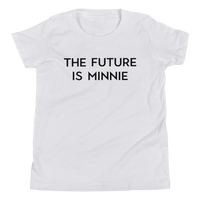 Future Is Minnie Youth Tee