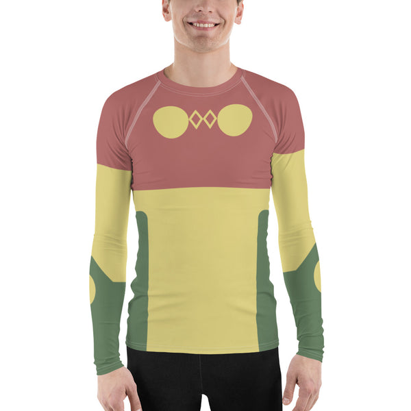 Super Escape Artist Long Sleeve Rash Guard
