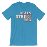 Main Street USA Retro Tee -4 color options
