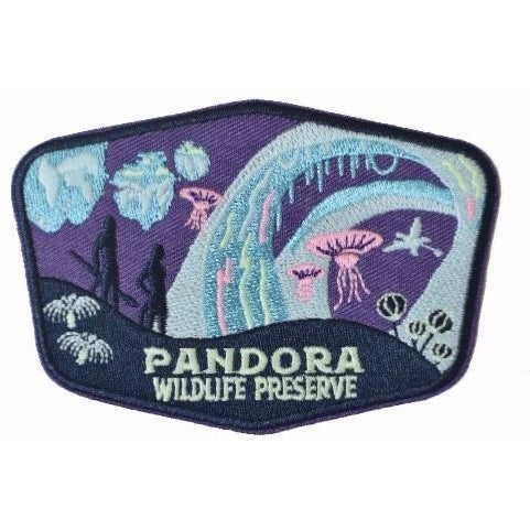 Pandora Wildlife Preserve Patch