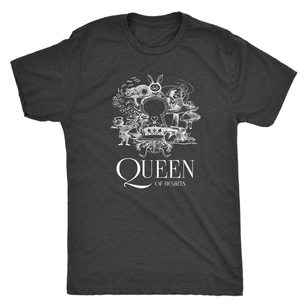 Queen of Hearts Triblend Tee