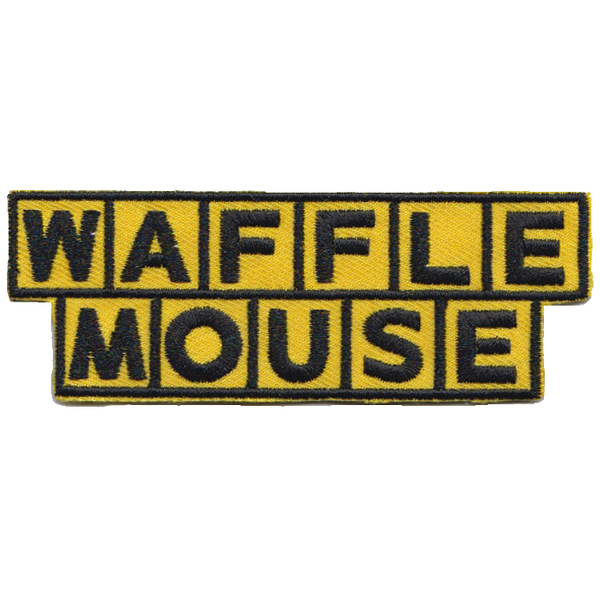 Waffle Mouse Patch