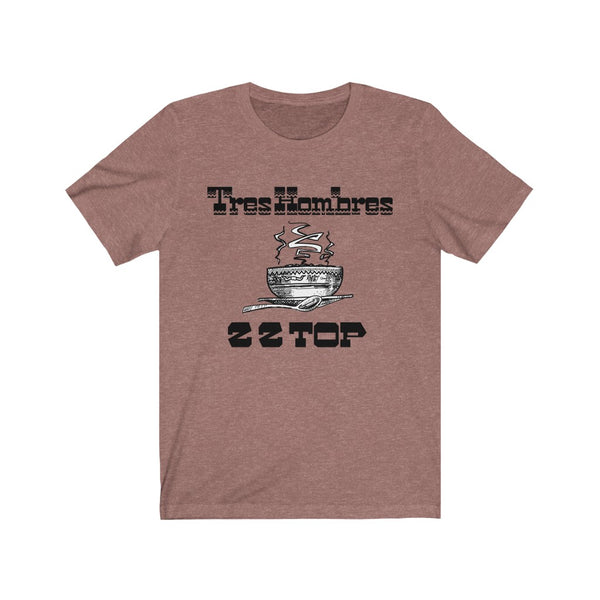 Tres Hombres Unisex Jersey Short Sleeve Tee