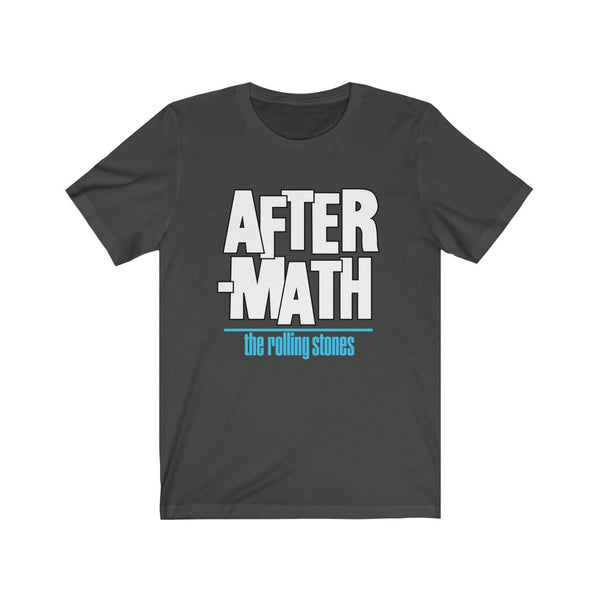 Aftermath Unisex Jersey Short Sleeve Tee