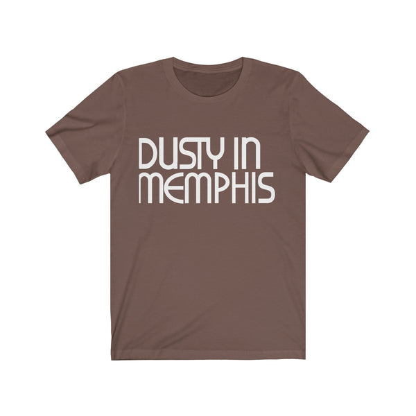 Dusty in Memphis Unisex Jersey Short Sleeve Tee