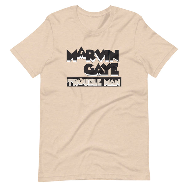 Trouble Man Short-Sleeve Unisex T-Shirt