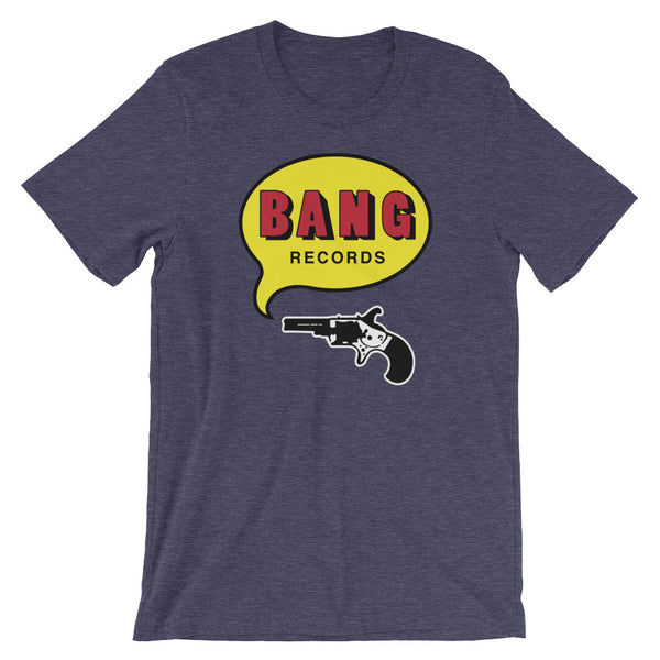 BANG Records Short-Sleeve Unisex T-Shirt