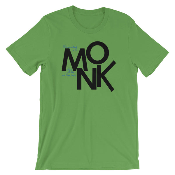 MONK Short-Sleeve Unisex T-Shirt