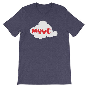 The Move Short-Sleeve Unisex T-Shirt