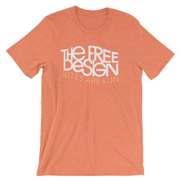 The Free Design Short-Sleeve Unisex T-Shirt