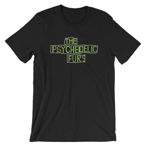 The Psychedelic Furs Short-Sleeve Unisex T-Shirt