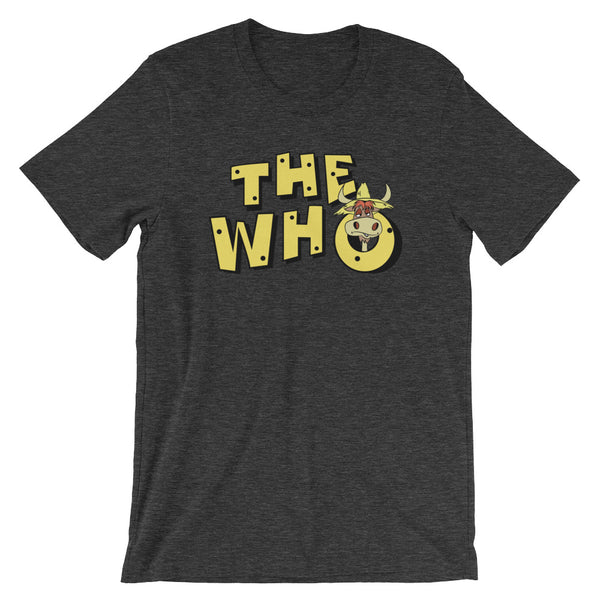The Who-Haw Short-Sleeve Unisex T-Shirt