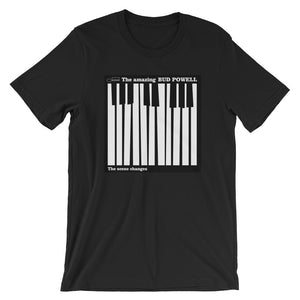 Bud Powell Short-Sleeve Unisex T-Shirt