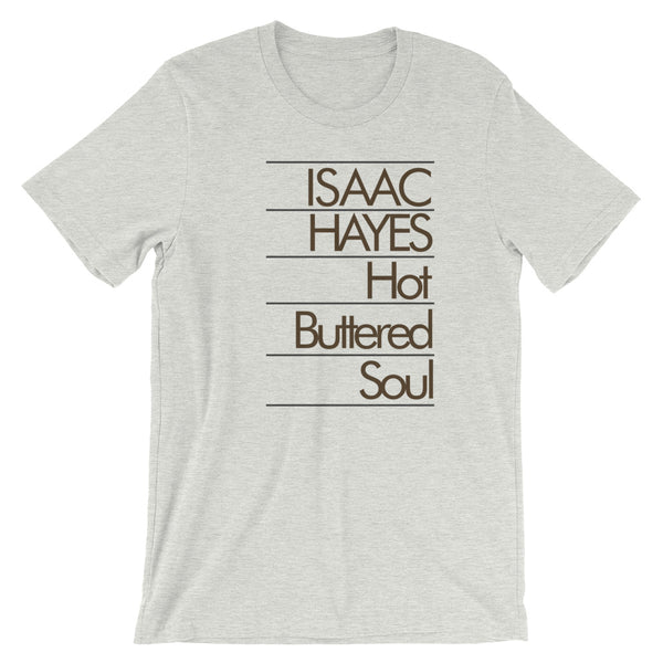 Issac Hayes Hot Buttered Soul Short-Sleeve Unisex T-Shirt