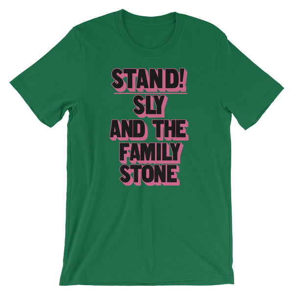 STAND! Sly and the Family Stone Short-Sleeve Unisex T-Shirt