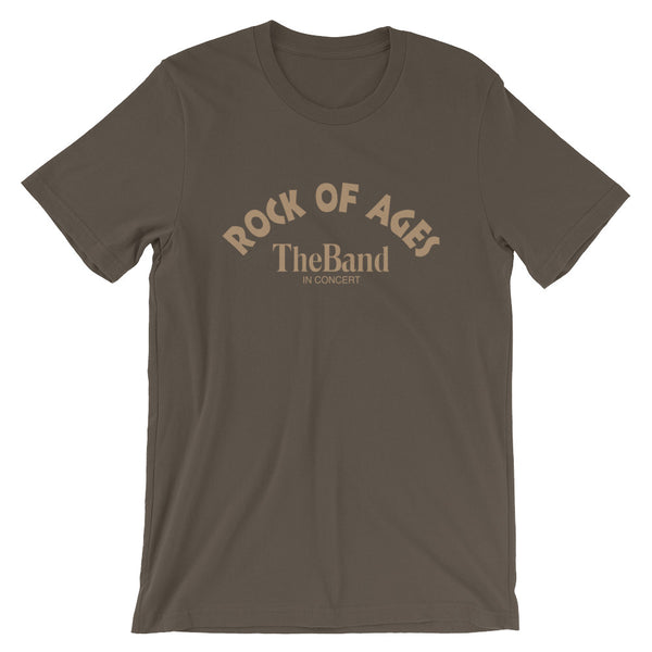 The Band Rock or Ages Short-Sleeve Unisex T-Shirt