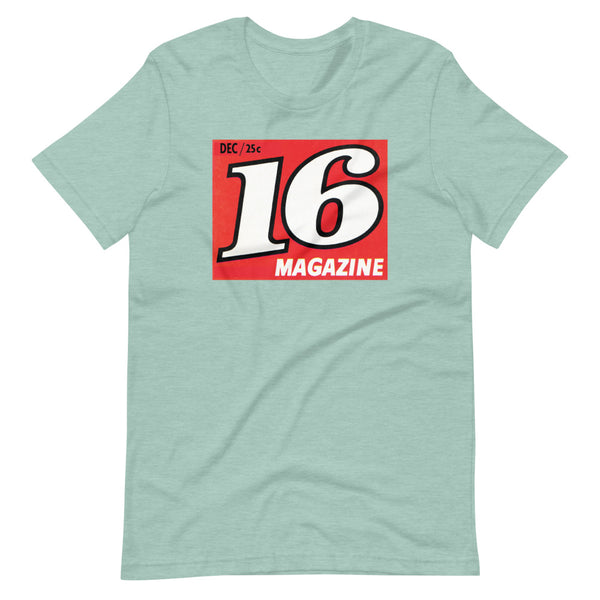 16 MAGAZINE Short-Sleeve Unisex T-Shirt