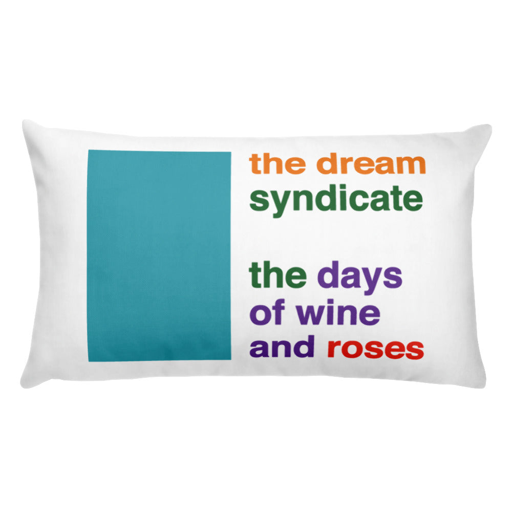 The Dream Syndicate Basic Pillow