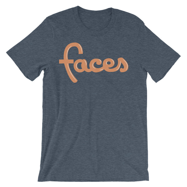 FACES Unisex short sleeve t-shirt