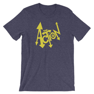 The Action Short-Sleeve Unisex T-Shirt