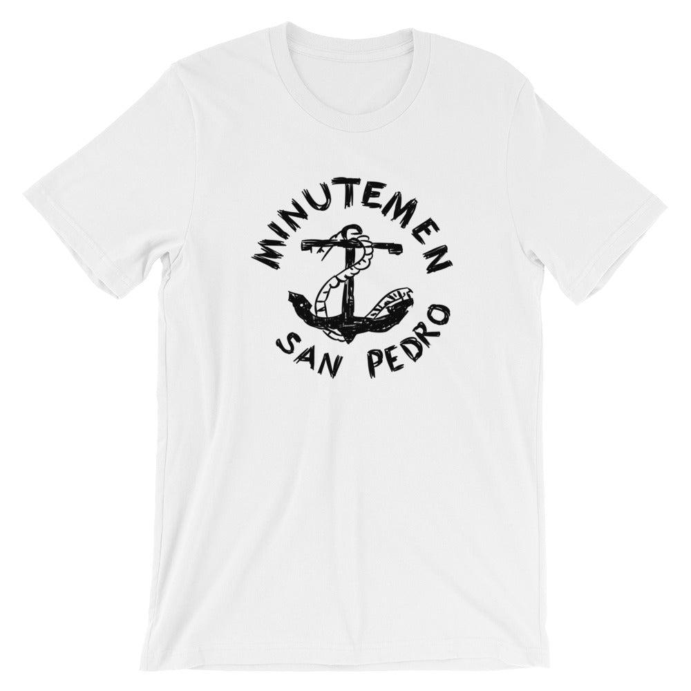 Minutemen Short-Sleeve Unisex T-Shirt