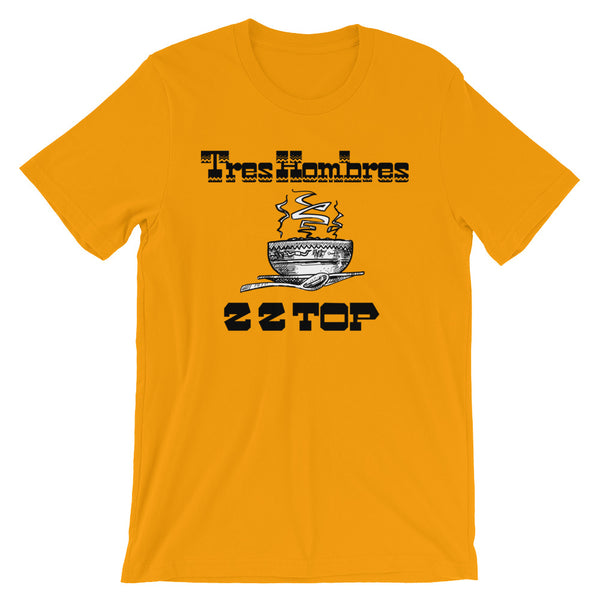 ZZ TOP Tres Hombres Short-Sleeve Unisex T-Shirt