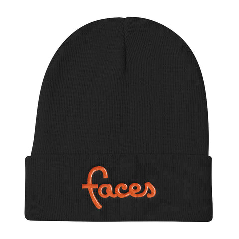 The Faces Knit Beanie