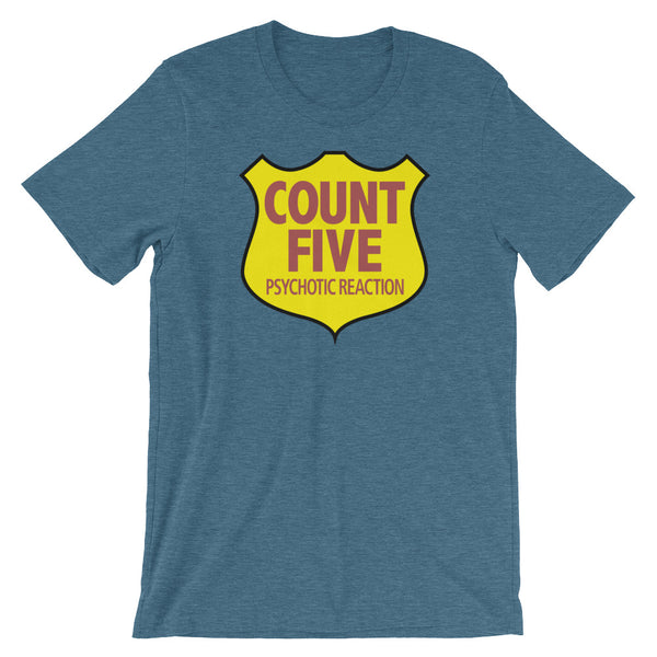 Count Five Short-Sleeve Unisex T-Shirt