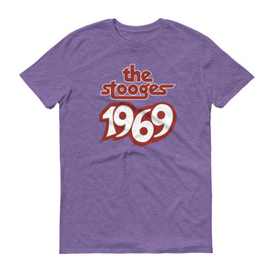 The Stooges 1969 Short-Sleeve T-Shirt