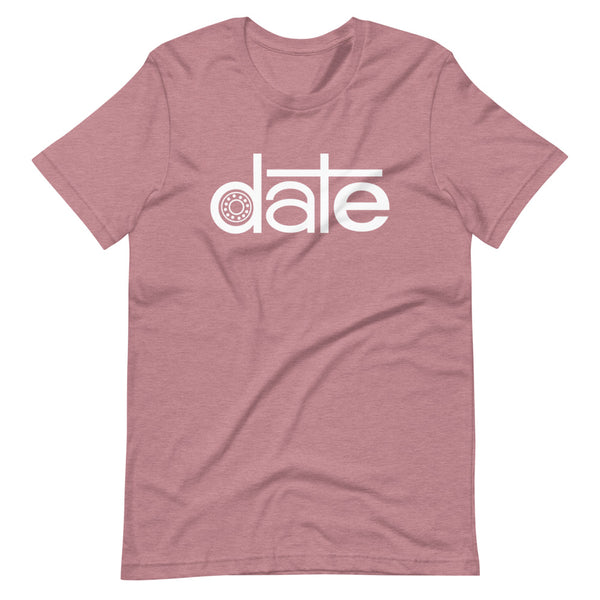 date Records Short-Sleeve Unisex T-Shirt