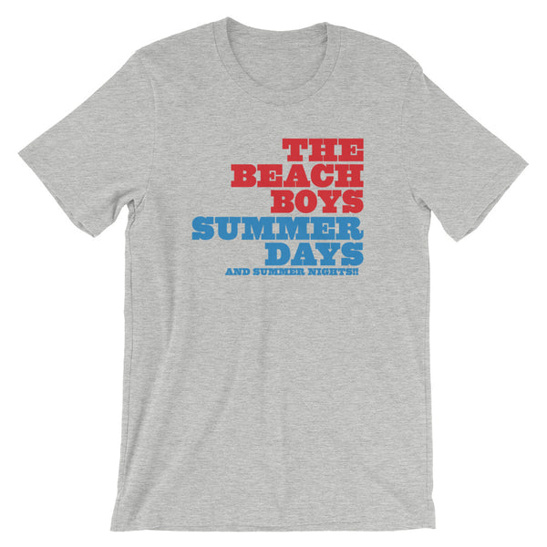 Summer Days Short-Sleeve Unisex T-Shirt