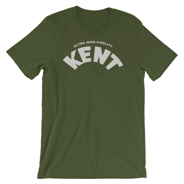 KENT Records Short-Sleeve Unisex T-Shirt