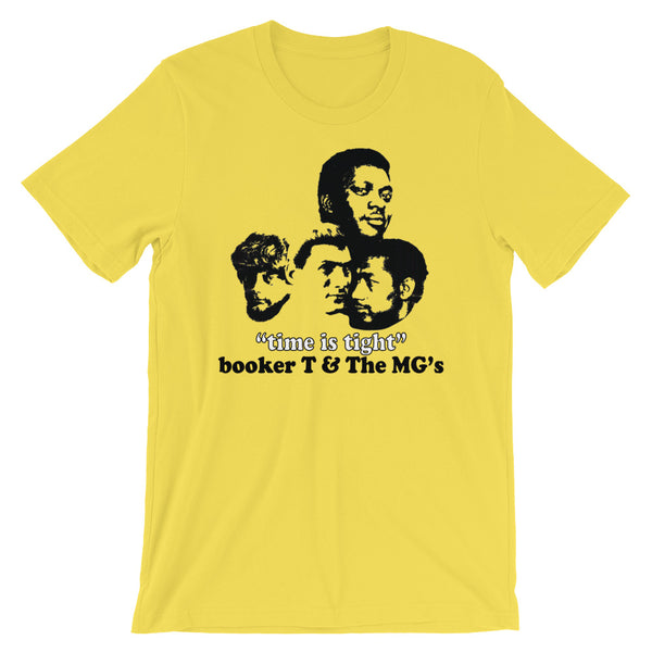 Booker T & The MG's Time Is Tight Short-Sleeve Unisex T-Shirt