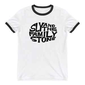 Sly and the Family Stone Ringer T-Shirt