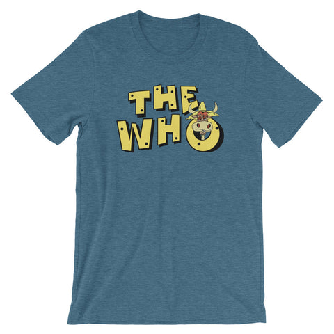 The Who Short-Sleeve Unisex T-Shirt