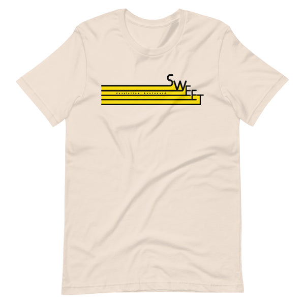 SWEET Short-Sleeve Unisex T-Shirt