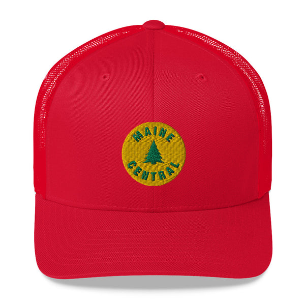 Maine Central RR Co. Trucker Cap