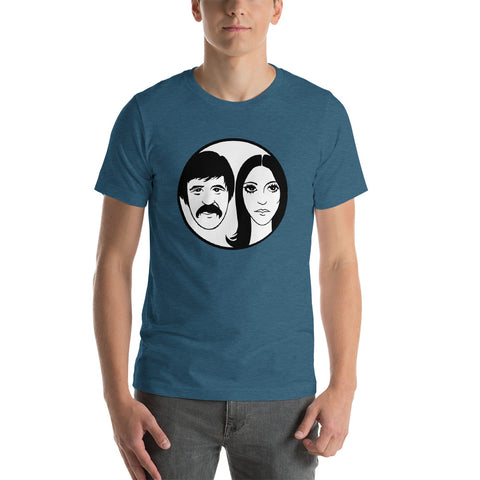 Sonny And Cher Unisex T-Shirt